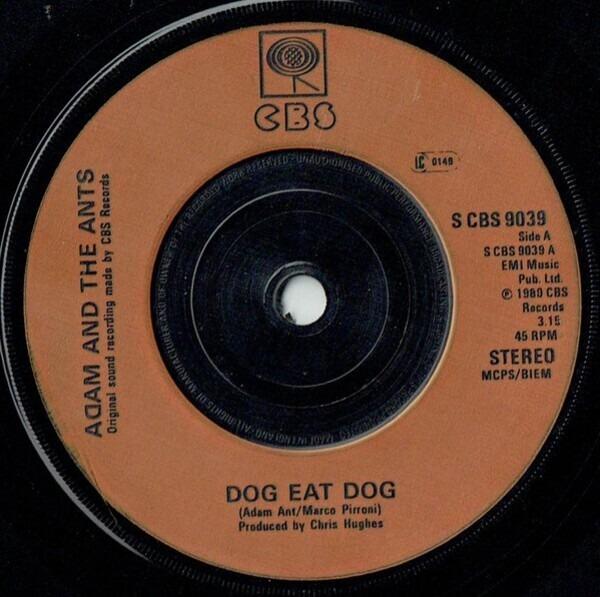 #<Artist:0x00007f4e0ceca7c8> - Dog Eat Dog