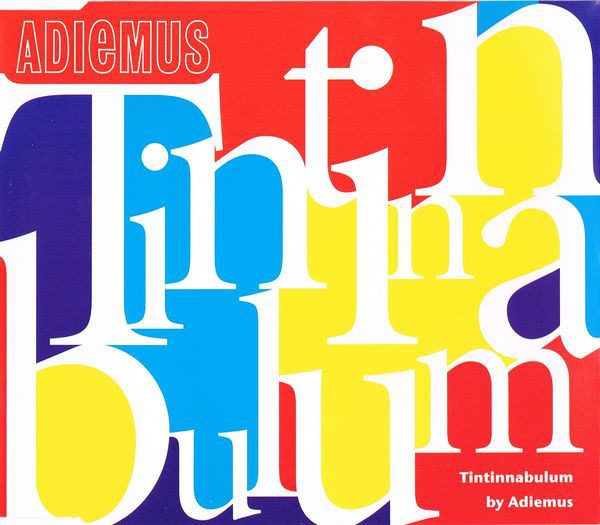ADIEMUS - Tintinnabulum - CD single