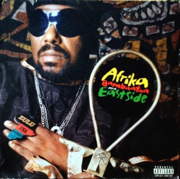 Herbie Hancock, Ultramagnetic MCs, Outkast, KRS-ON Afrika Bambaata Presents: (EASTSIDE)
