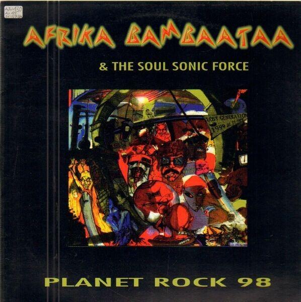#<Artist:0x007fafd1536b40> - Planet Rock 98