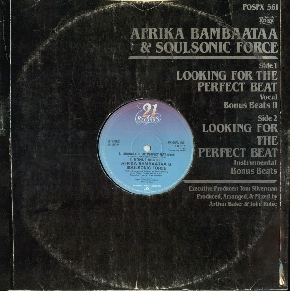 #<Artist:0x00007fcea5c04ce0> - Looking for the perfect Beat