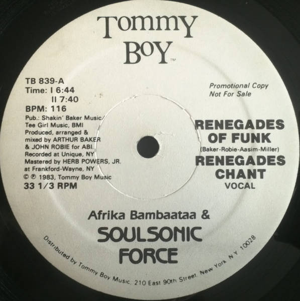#<Artist:0x007fafb050c820> - Renegades Of Funk