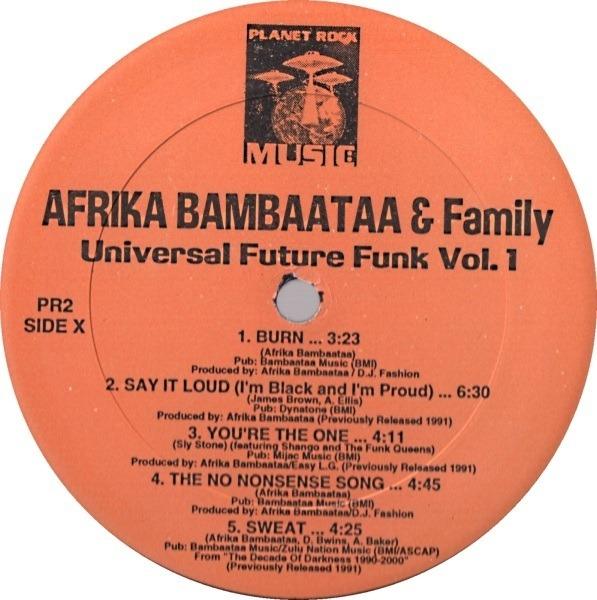 #<Artist:0x007f6708fdd470> - Universal Future Funk Vol.1