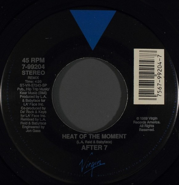 #<Artist:0x007f5c75757af0> - Heat Of The Moment