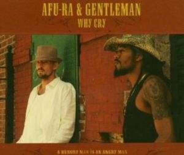 AFU RA & GENTLEMAN - Why Cry - CD single