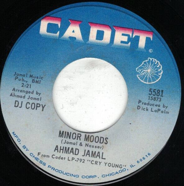 Ahmad Jamal A Beautiful Friendship / Minor Moods