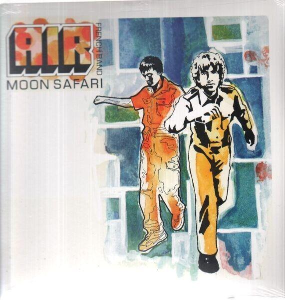 AIR - Moon Safari (STILL SEALED) - 33T