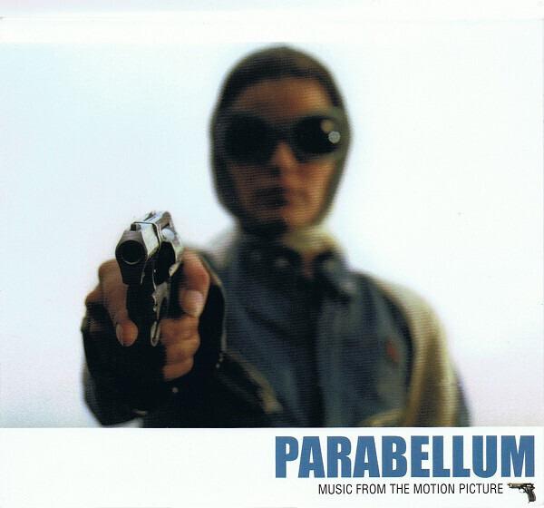 AIRLOCK - Parabellum (DIGIPAK) - CD