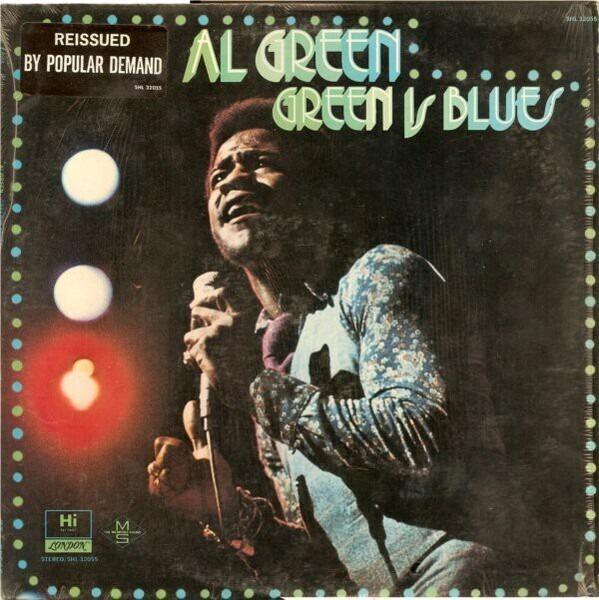 #<Artist:0x007f17603eb3a8> - Green Is Blues