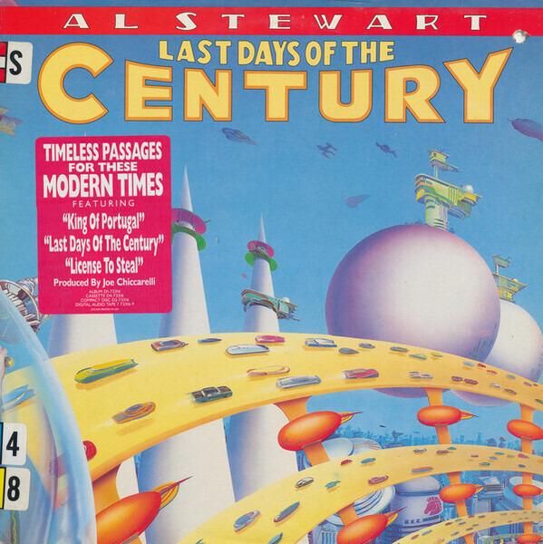#<Artist:0x007f821f959ba8> - Last Days of the Century