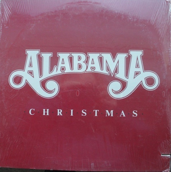 Alabama Christmas.Alabama Christmas Embossed Cover