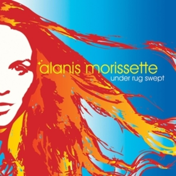 ALANIS MORISSETTE - Under Rug Swept (180G) - LP
