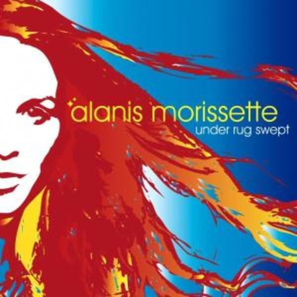 ALANIS MORISSETTE - Under Rug Swept - CD