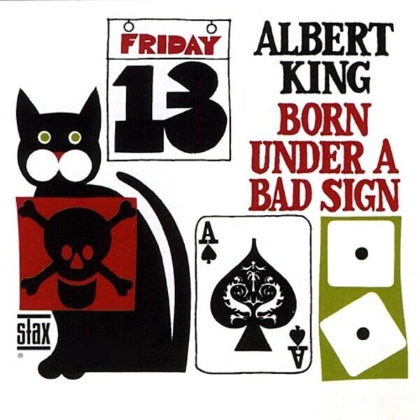 #<Artist:0x007f6701310938> - Born Under a Bad Sign
