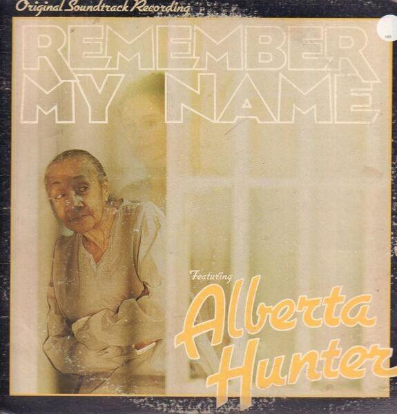 Alberta Hunter Remember My Name OST