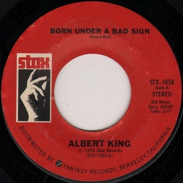 #<Artist:0x0000000511fb48> - Born Under a Bad Sign