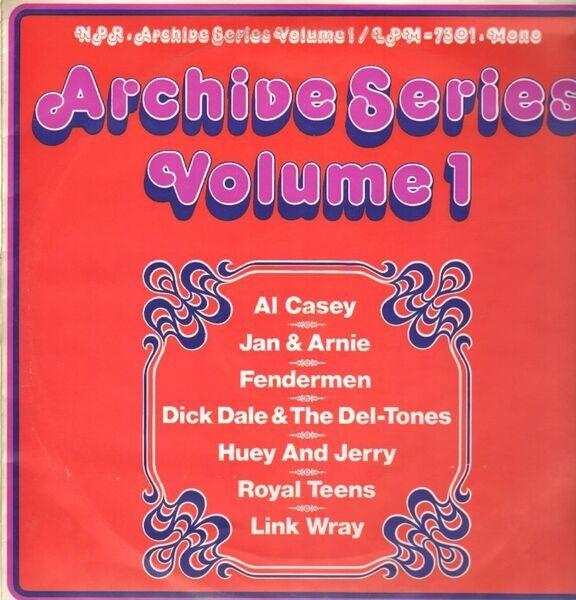 #<Artist:0x007f276b6a5588> - NPR Archive Series Volume 1