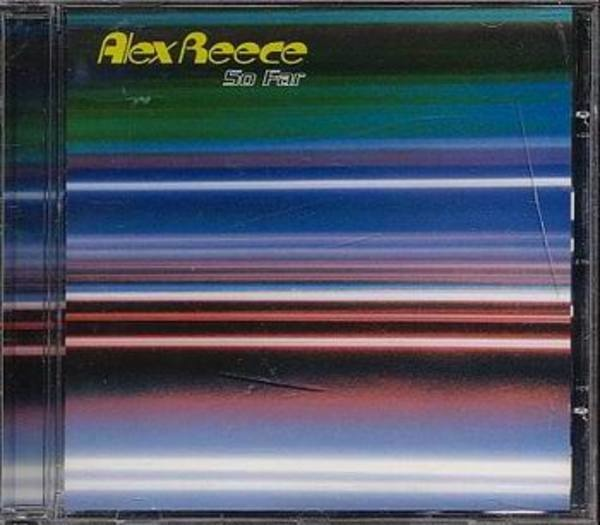 ALEX REECE - So Far - CD