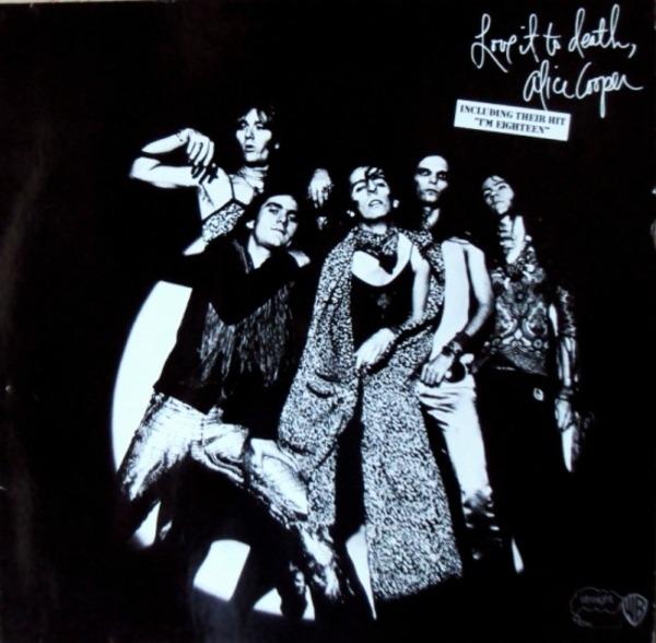 Alice Cooper - Love It To Death Vinyl