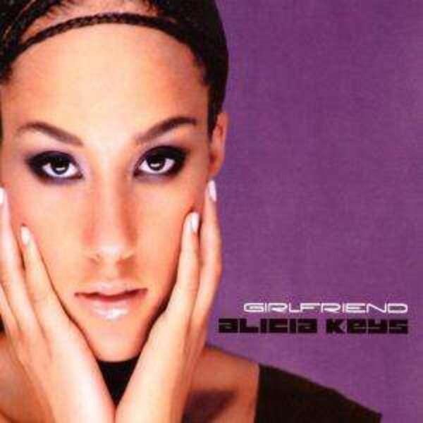 ALICIA KEYS - Girlfriend - CD single
