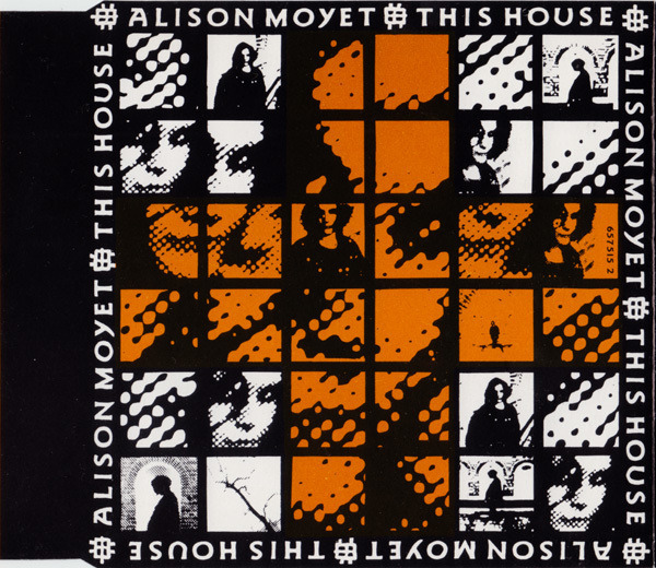 ALISON MOYET - This House - CD single