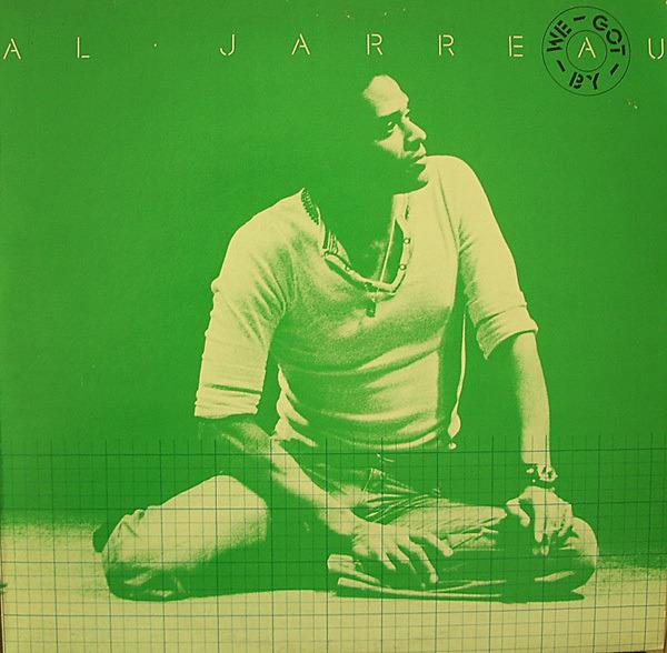 AL JARREAU - We Got By - LP