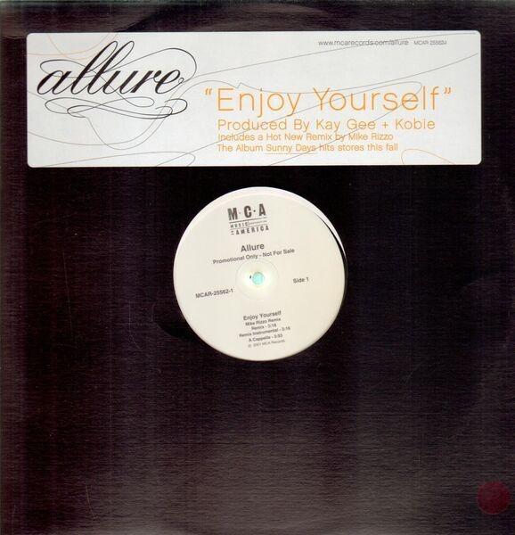#<Artist:0x007f2719e206e8> - Enjoy Yourself
