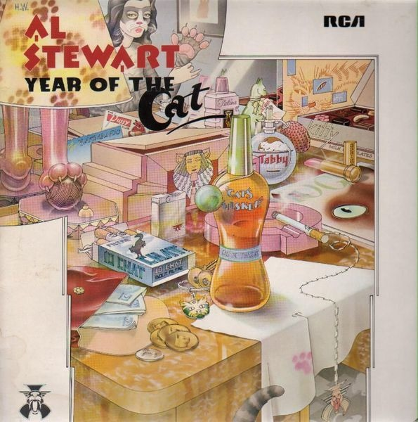 #<Artist:0x007f671a132940> - Year of the Cat
