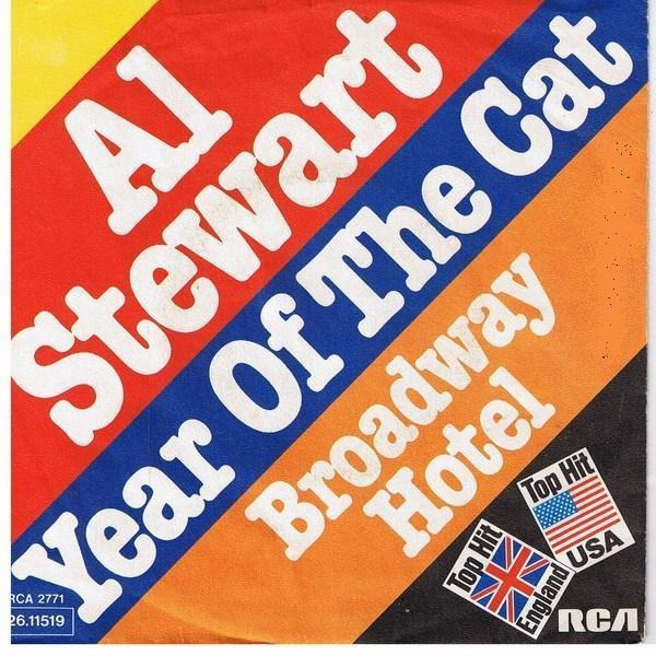 #<Artist:0x007f3a88a22280> - Year Of The Cat / Broadway Hotel