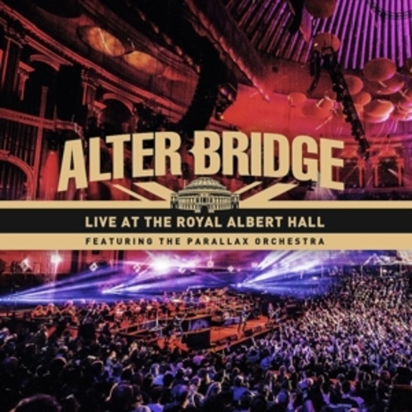 #<Artist:0x0000000008062950> - Live At Royal Albert Hall+the Parallax Orchestra