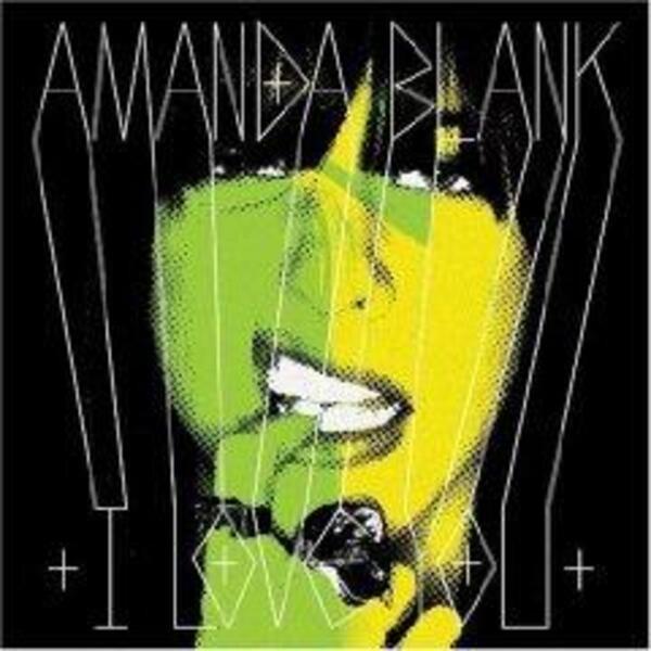 AMANDA BLANK - I Love You - CD