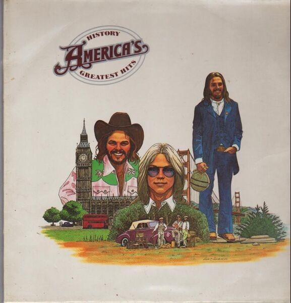 america history - america's greatest hits