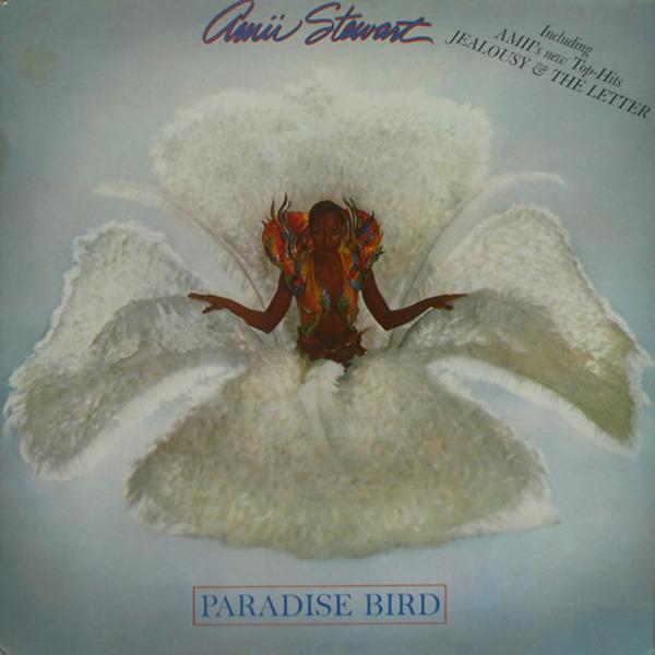 AMII STEWART - Paradise Bird - 33T