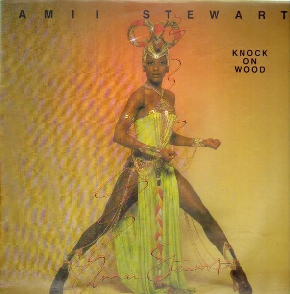 AMII STEWART - Knock On Wood - 33T