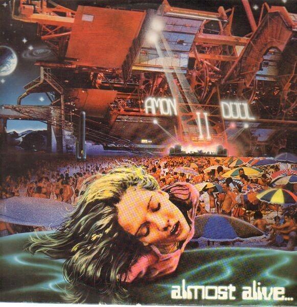 #<Artist:0x007f2768502bc0> - Almost Alive...