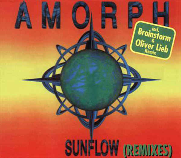 AMORPH - Sunflow (Remixes) - CD single