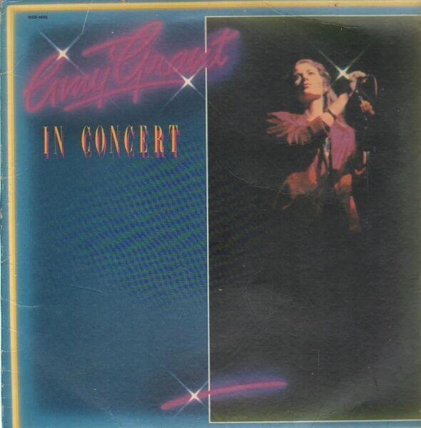 Amy Grant - In Concert LP