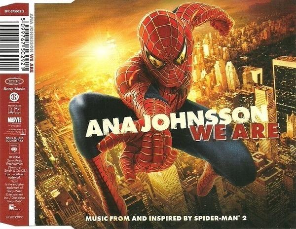 ANA JOHNSSON WE ARE MP3 СКАЧАТЬ БЕСПЛАТНО