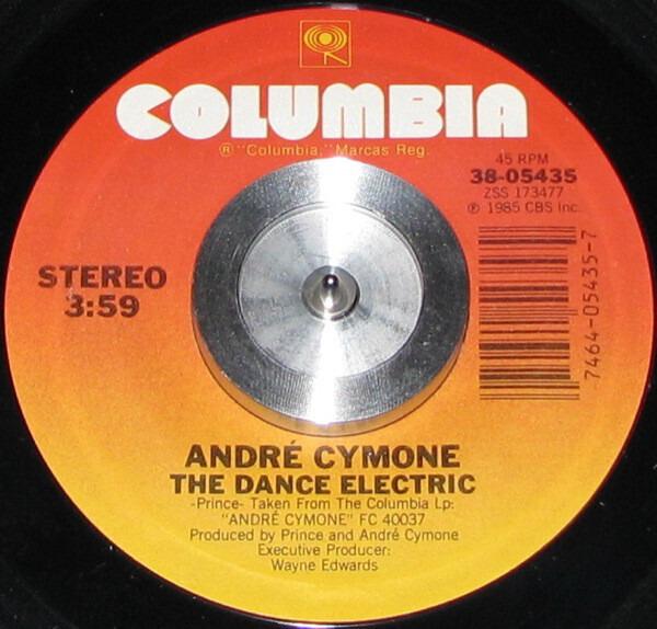 #<Artist:0x00000000089f79e8> - The Dance Electric