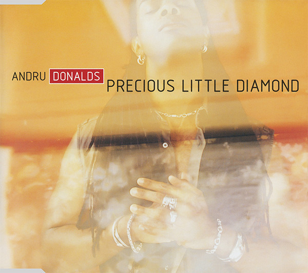ANDRU DONALDS - Precious Little Diamond - CD single