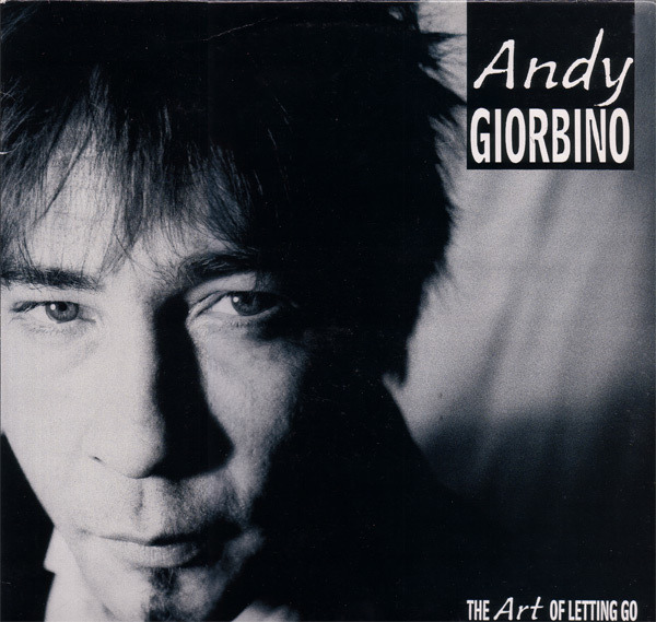 ANDY GIORBINO - The Art Of Letting Go - LP