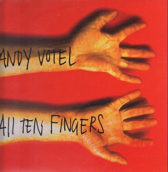 ANDY VOTEL - All Ten Fingers - 33T x 2