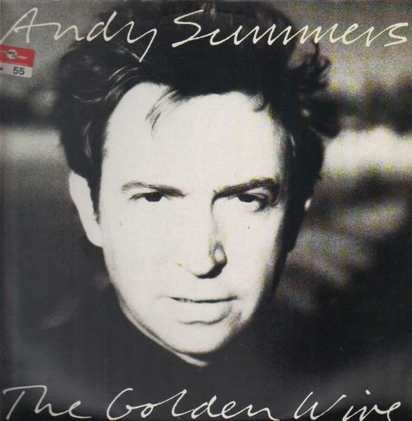 ANDY SUMMERS - The Golden Wire - 33T