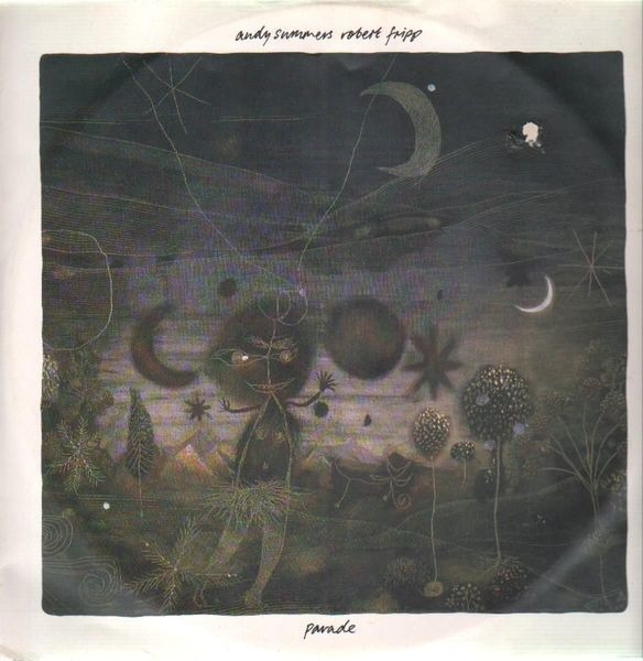 ANDY SUMMERS & ROBERT FRIPP - Parade - 12 inch x 1