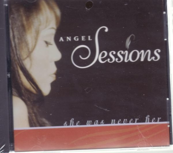 ANGEL SESSIONS - She Was Never Her - CD single