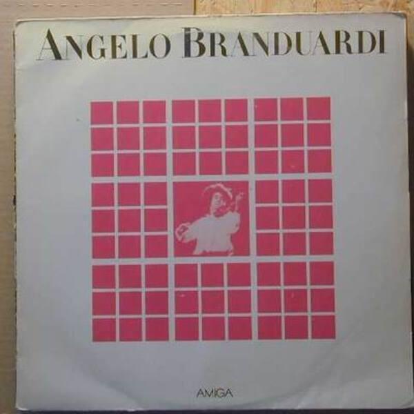 ANGELO BRANDUARDI - Printed by Amiga - LP