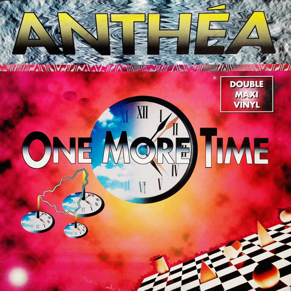 ANTHÉA - One More Time (BLUE / RED) - 33T