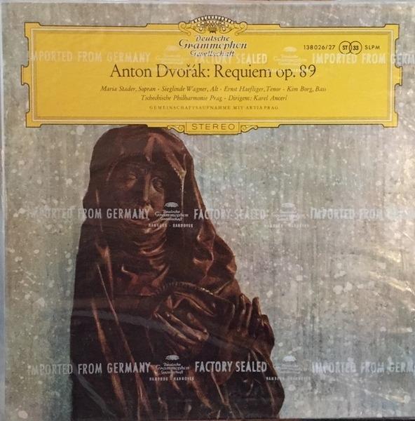#<Artist:0x007f81603e1050> - Requiem Op. 89