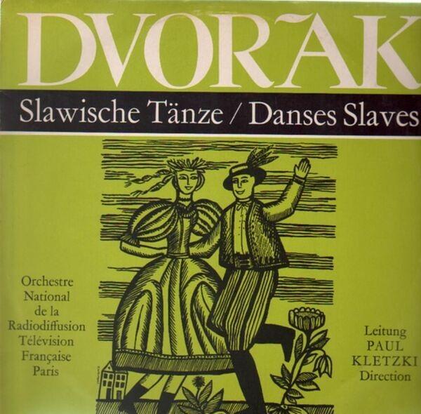 #<Artist:0x007fb39c93c1f8> - SLAVONIC DANCES