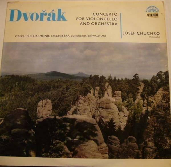 #<Artist:0x007f18c23b5858> - Concerto In B Minor For Violoncello & Orchestra  (Jiří Waldhans)